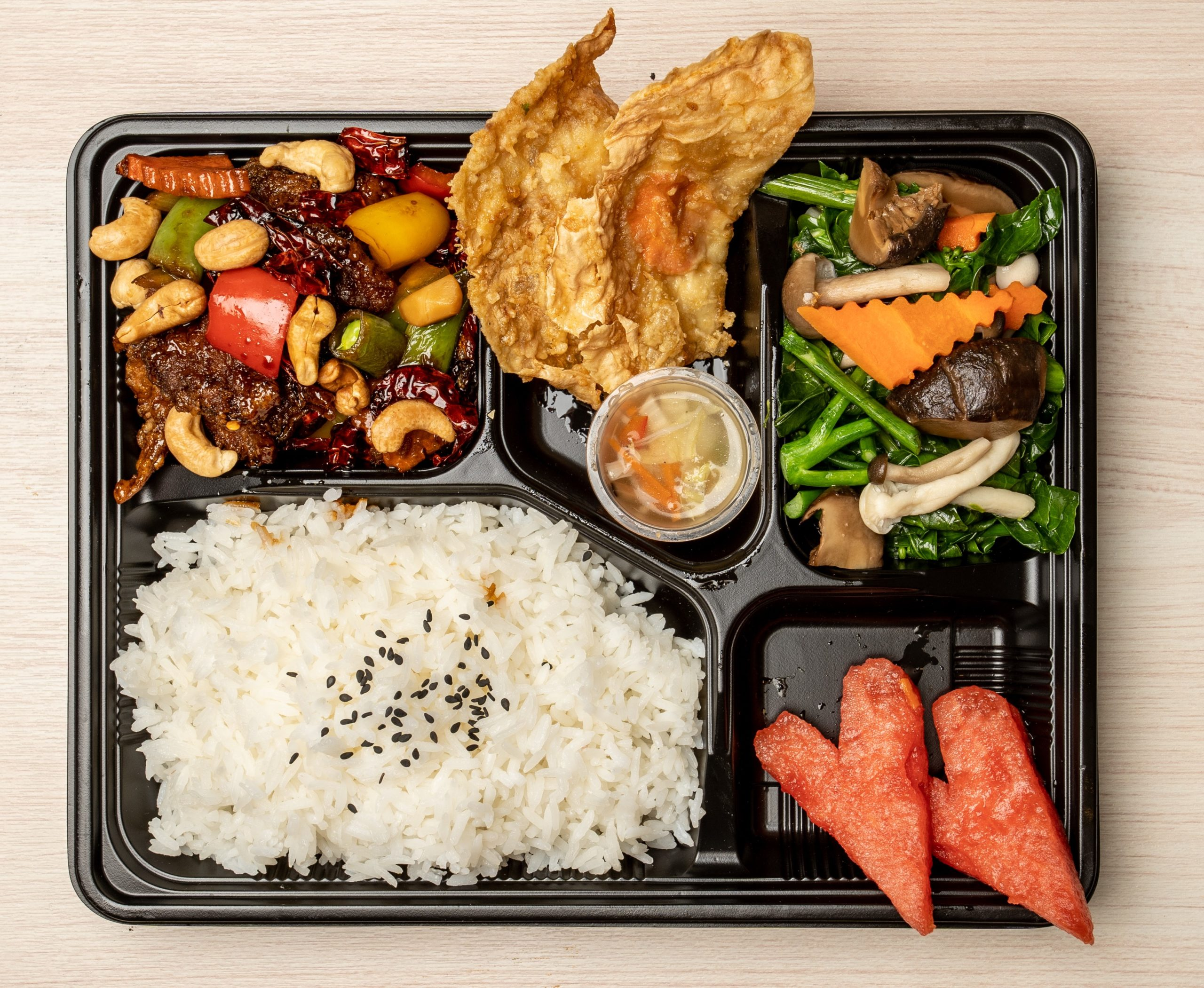 Bento Set & Packet Meal